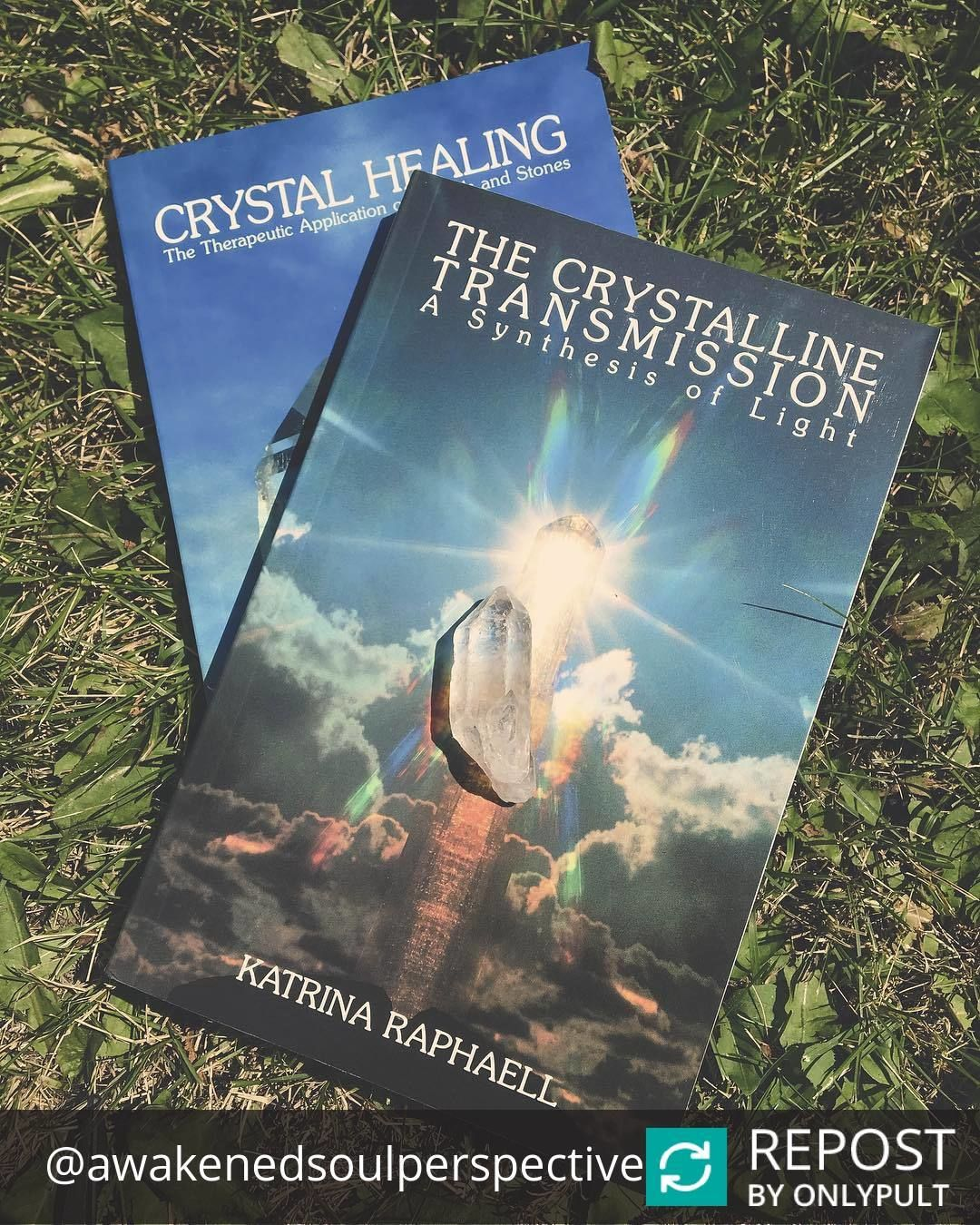 A little Advanced Crystal Master Course required reading