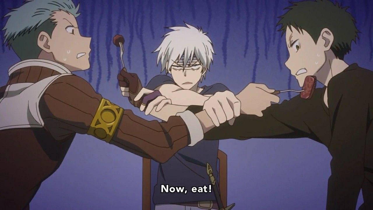 Akagami No Shirayukihime Season 2 Episode 9 Snow White With The Red Hair Anime Shows Anime