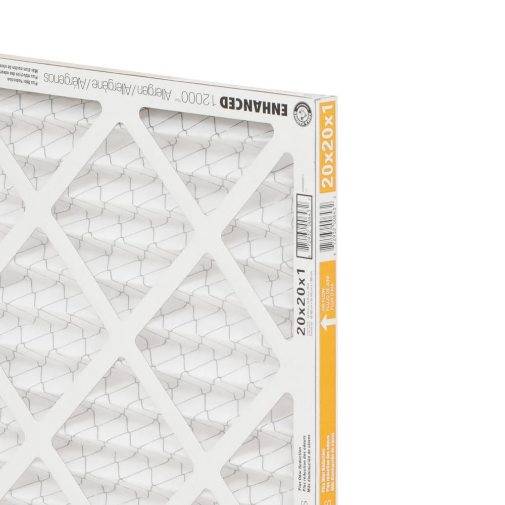 Cleaner Breathe Healthy Air -16 x 25 x 3 Bulk Pack 2 Pack Think Crucial Replacement Air Filters Pleated Furnace Filter Parts Compatible with Trion Air Bear Part# 255649-101 MERV 8 for Purified