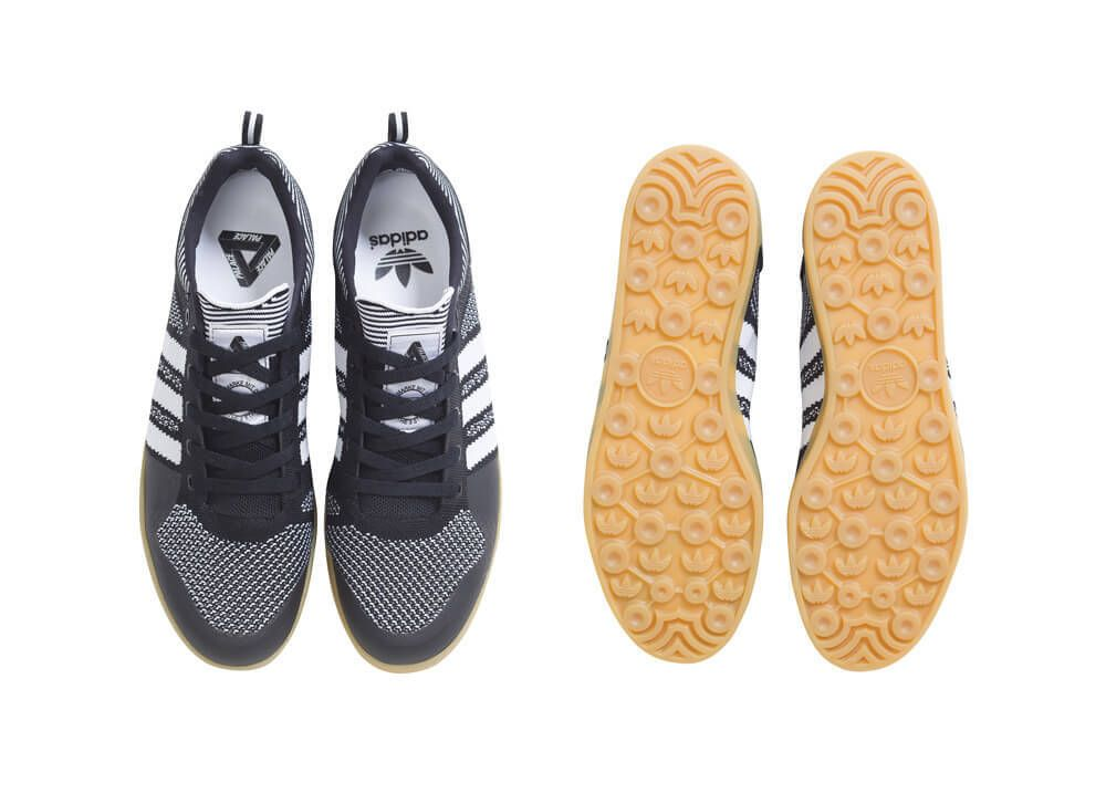 09b8def3230 The adidas x Palace Pro Primeknit Black is one of the awesome looking pairs  from the latest collaborated project between the brands.