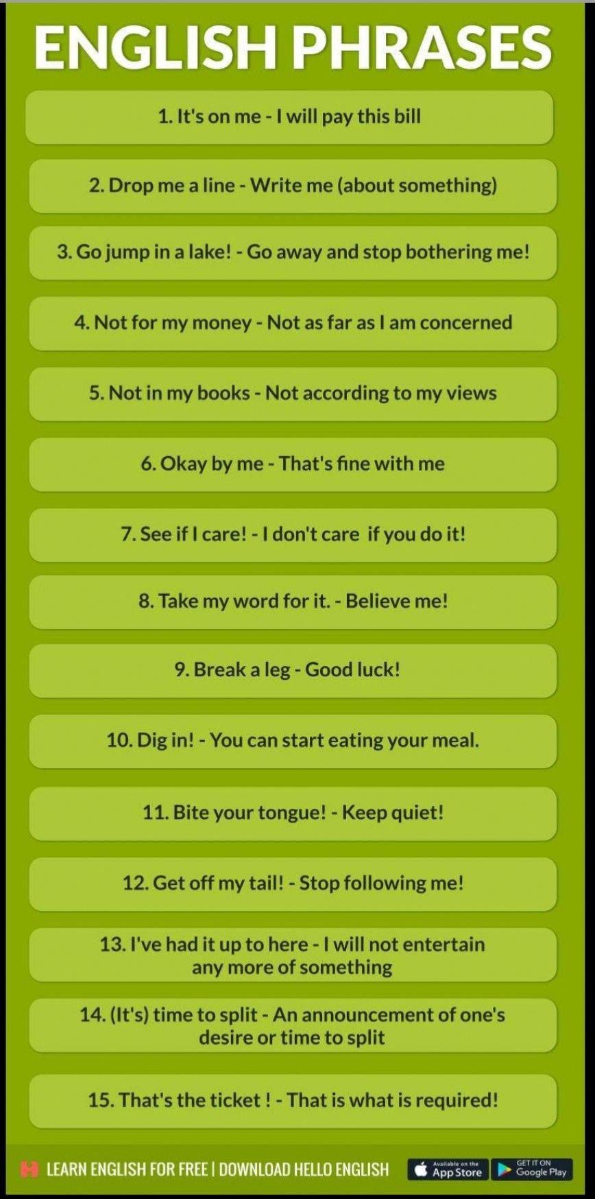 Phrase Vocabulaireanglais Palabras De Vocabulario Como Aprender Ingles Basico Vocabulario En Ingles