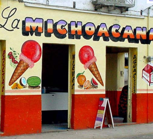 Paleteria Y Neveria La Michoacana One On Every Corner Who Hasn T
