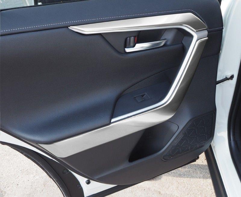 Rav4 ドアパネルガーニッシュ 8p 新型ラブ4 50系 トヨタ Toyota
