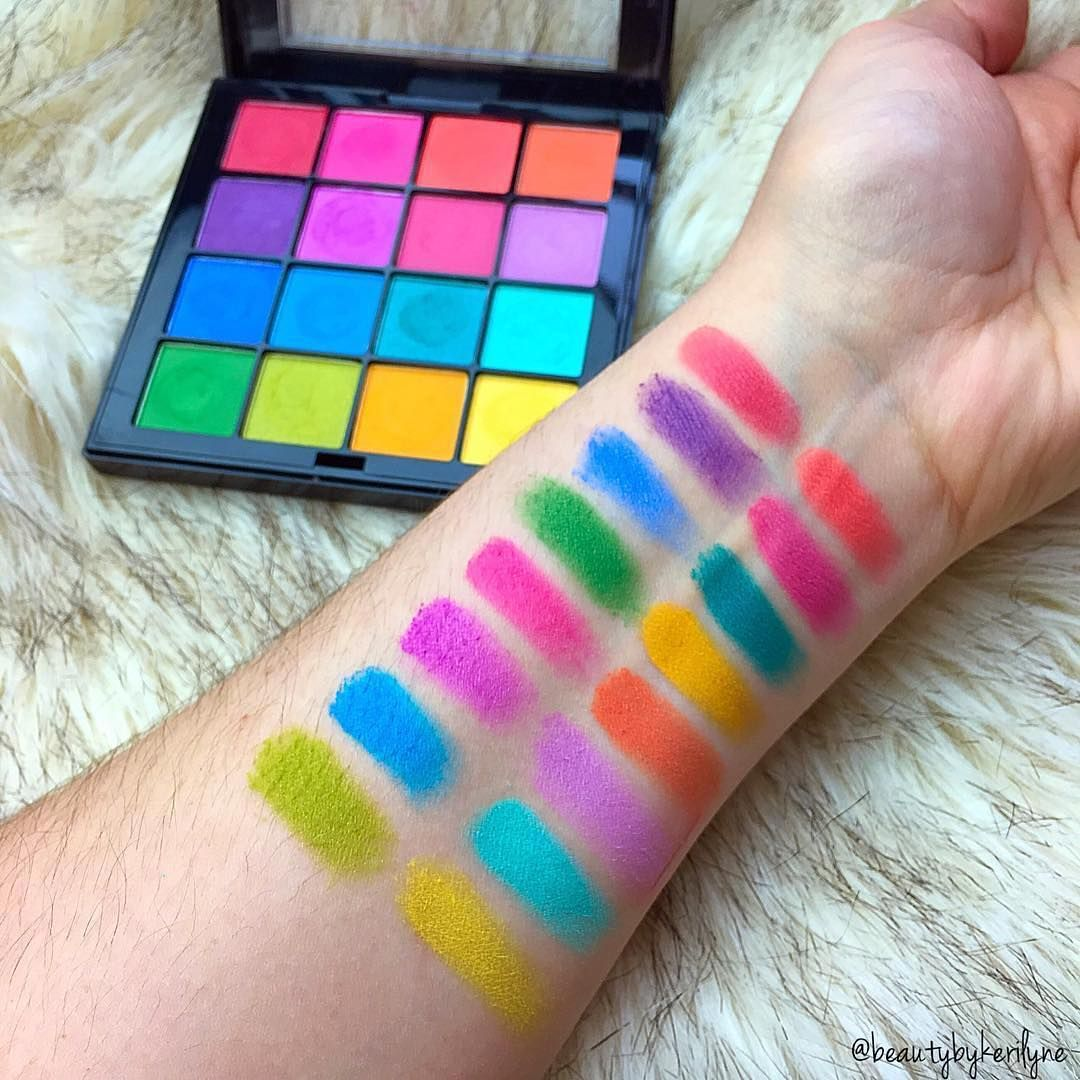 I have almost all of these. The pearl pigments are GORGEOUS over ...