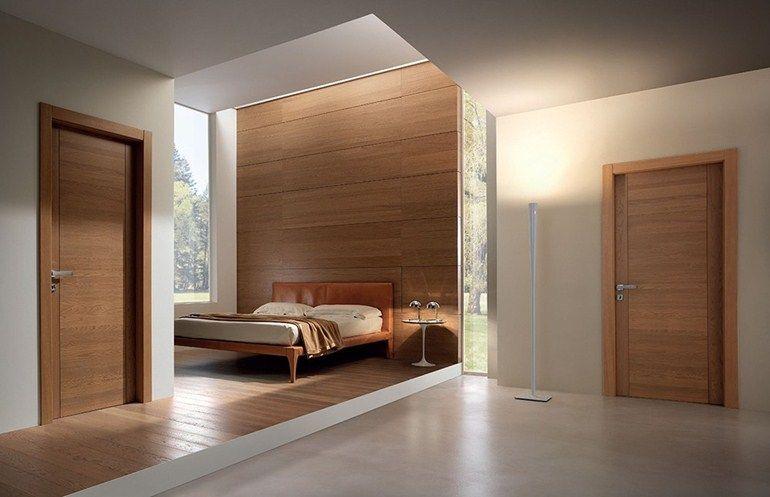 porte poussante en bois massif pangea porte en ch ne by. Black Bedroom Furniture Sets. Home Design Ideas
