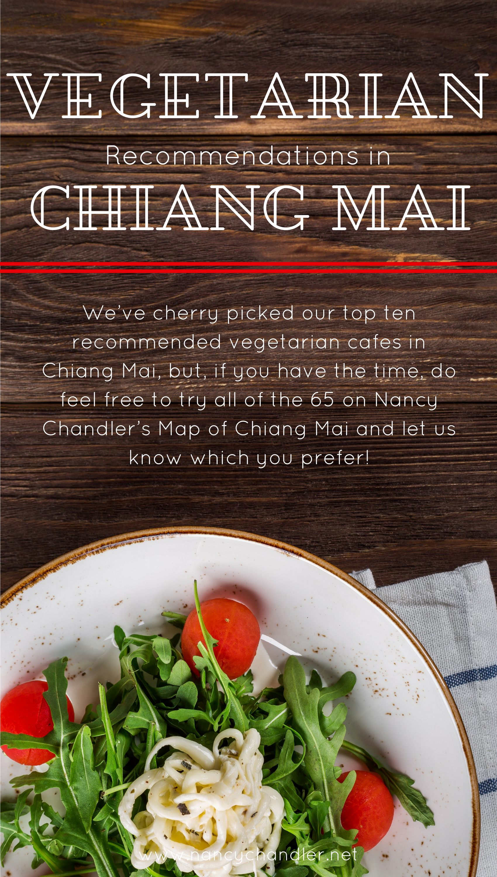 vegetarian recommendations in chiang mai from the most unique content rich and indepth map