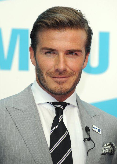David Beckham Biography Birthday Years Birthplace - What hairstyle does david beckham have