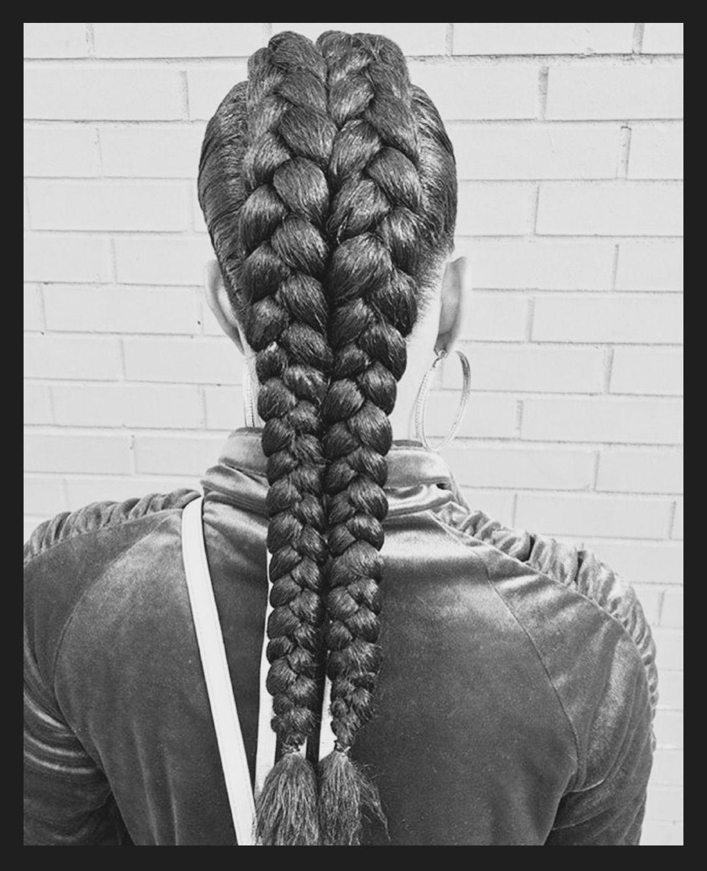 ღᴹᴼᴺᴵᵟᵁᴱღ brÁids pinterest braids hair and