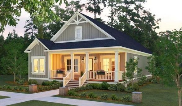 Cozy Cottage Ideas 49 Happy Holiday House Plans Cottage Plan Story House
