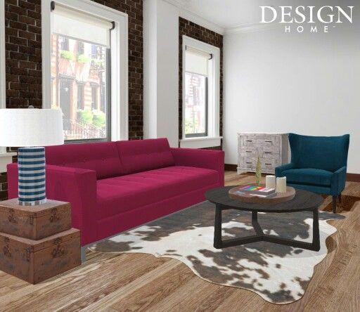 Design My Living Room App Alluring Nyc Brownstone Apt  Home Design  Pinterest 2018