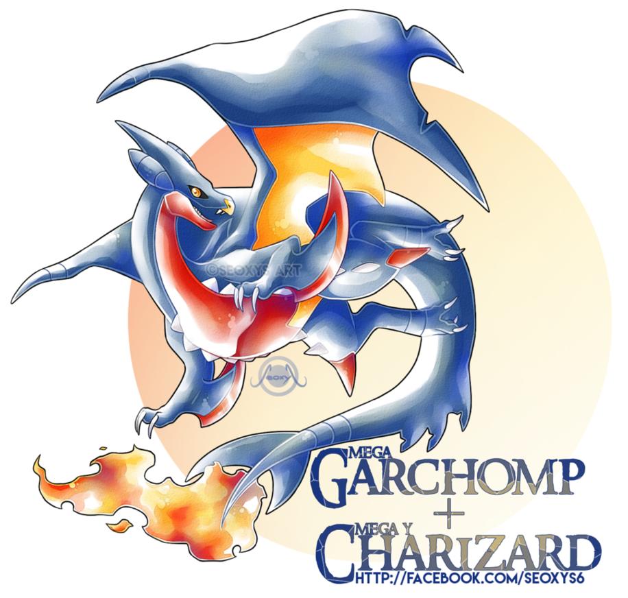 Garchomp Sprite