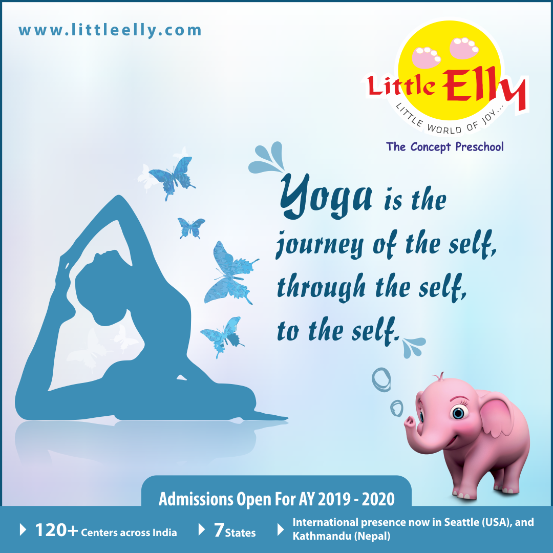 Yoga Is The Journey Of The Self Through The Self To The