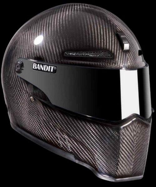 Bandit XXR Custom Painted Motorcycle Helmets | Carbon fiber ...