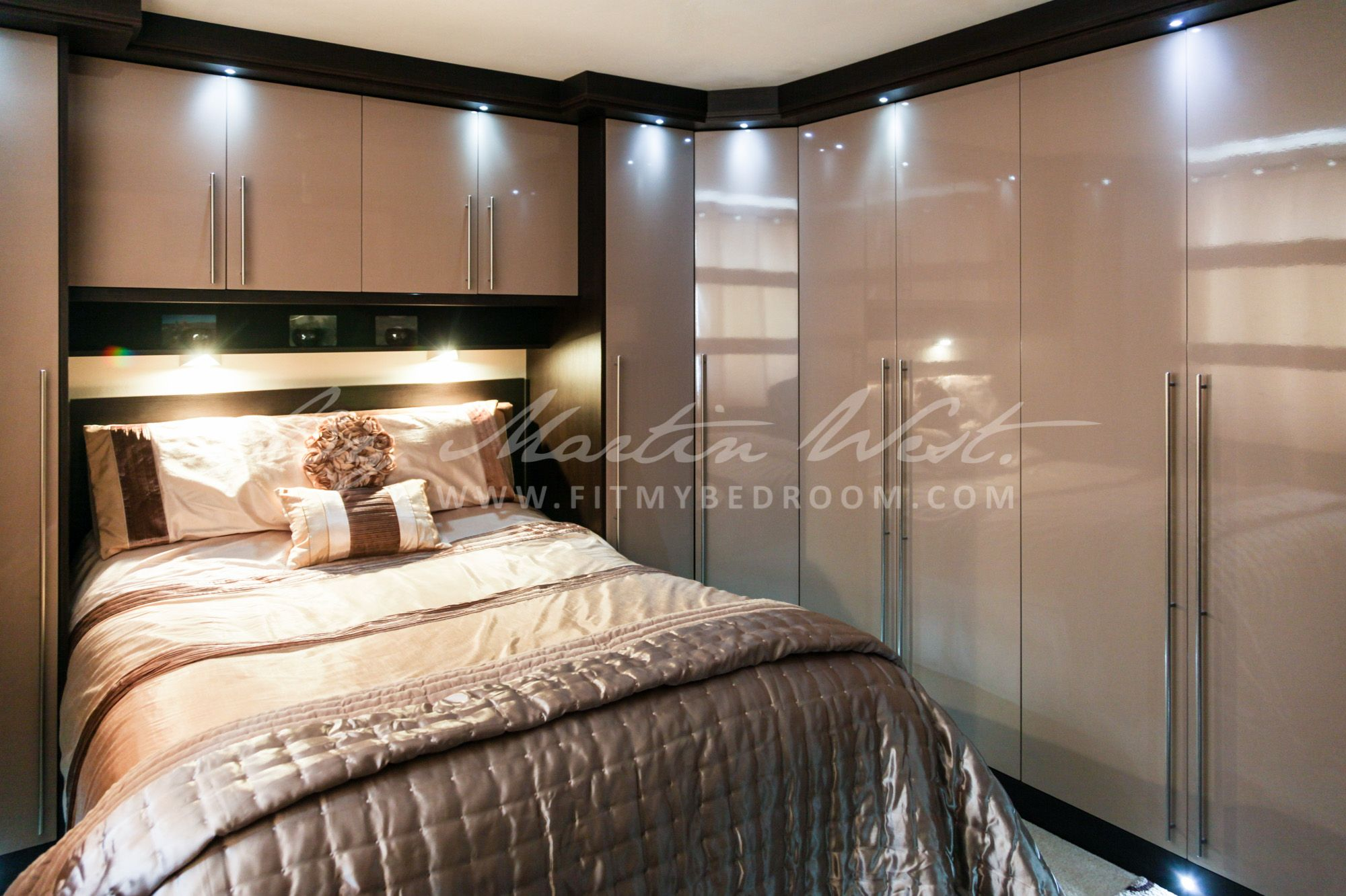 Best Quality Custom Made Fitted Wardrobes By Fitted Bedrooms 640 x 480