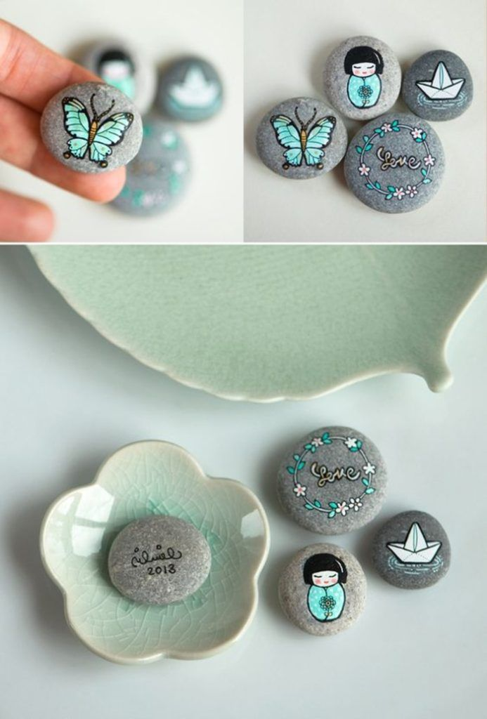 pebble painting ideas18