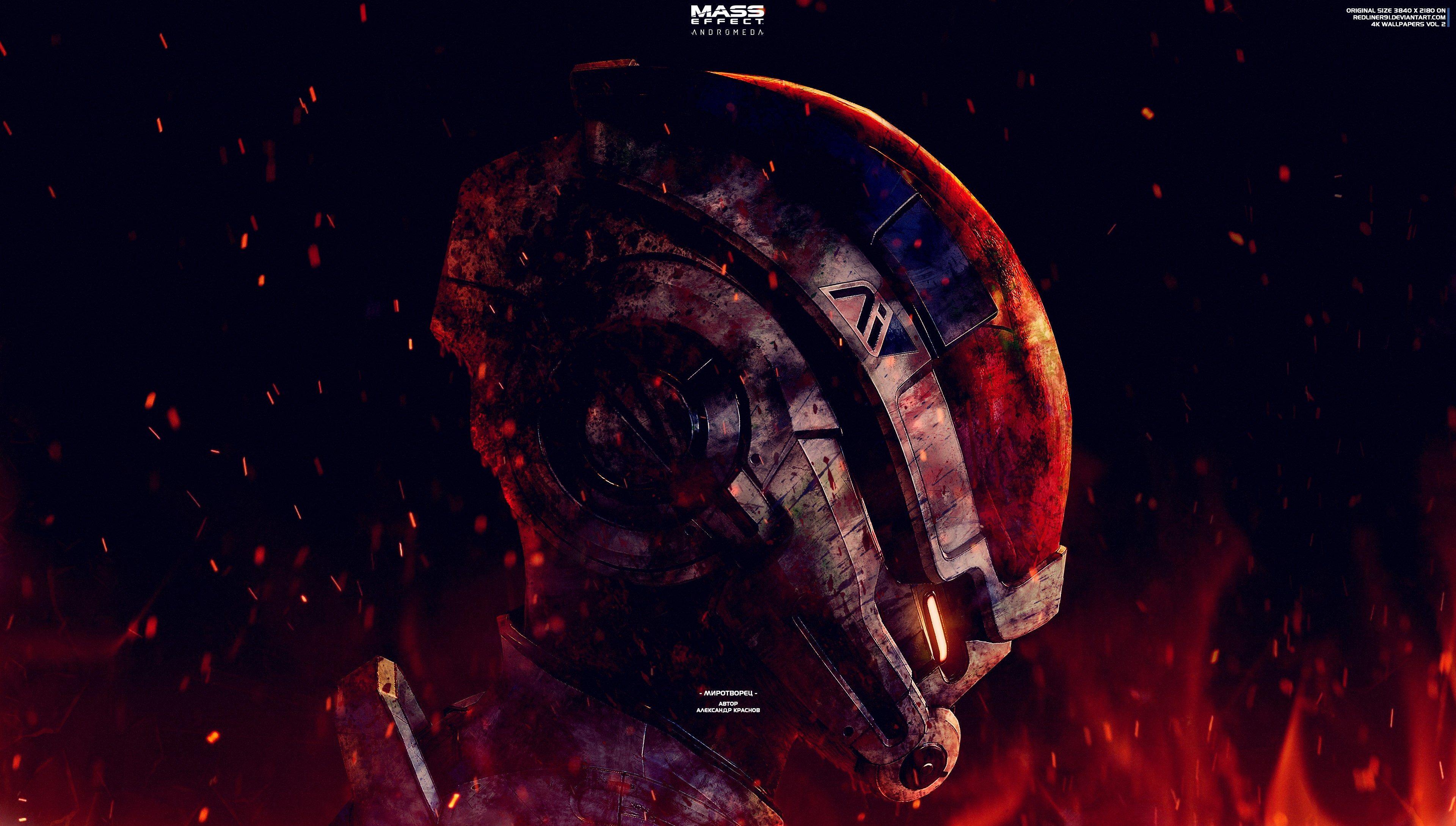 3840x2180 Mass Effect Andromeda 4k Free Amazing Wallpaper Mass Effect Digital Artwork Hd Wallpaper
