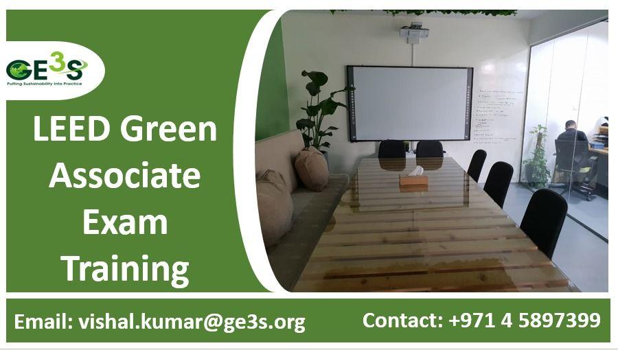 LEED Green Associate Exam Preparation Leed, Exam