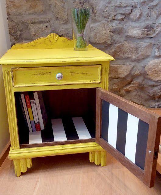 24 Ideas De Pintura A La Tiza Pintura A La Tiza Mueble Pintado Muebles