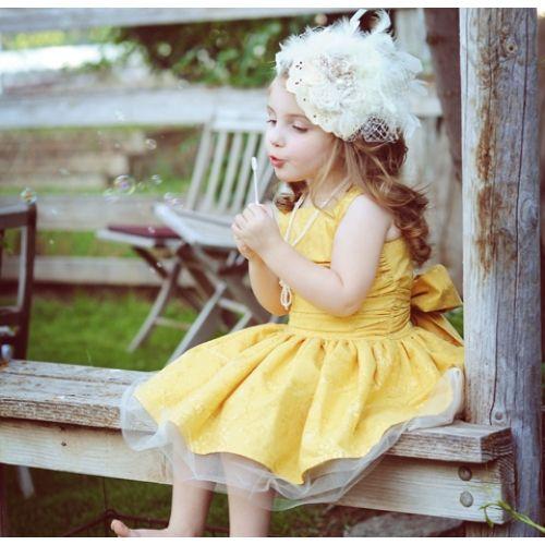 Gold Corset Dress - so pretty!