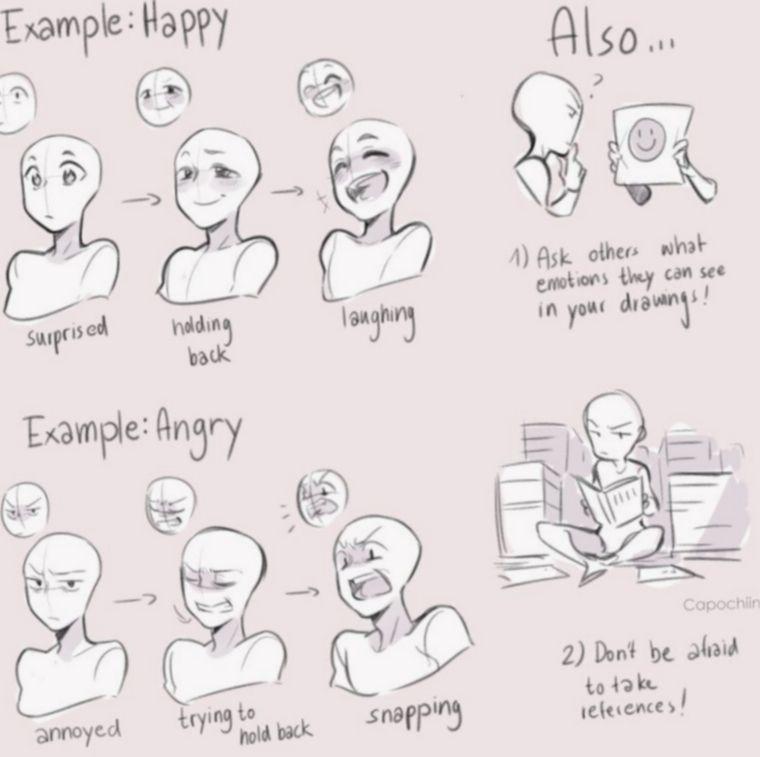Anime Face Expressions Happy Bokunoheroacademia Katsuki Bakugoucosplay Anime Faces Expressions Drawing Face Expressions Drawing Expressions