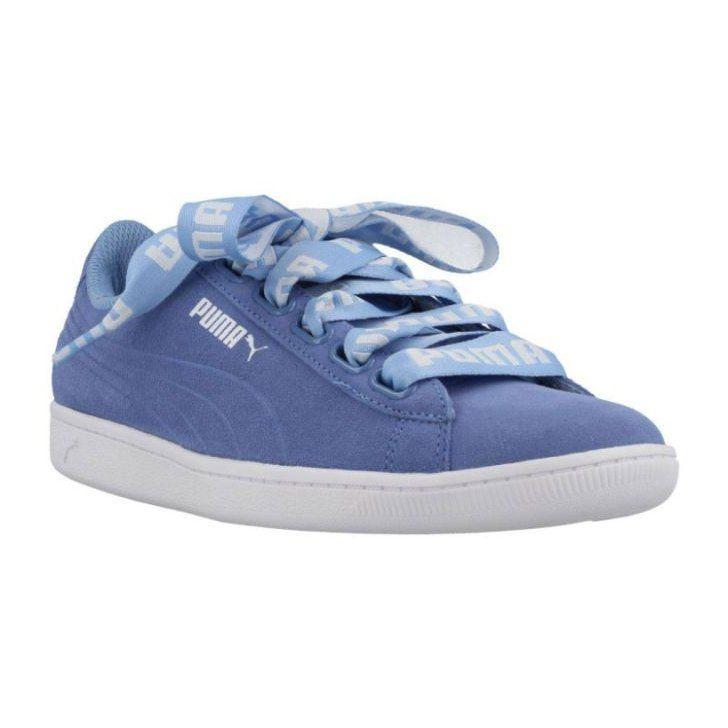 Buty Puma Vikky Ribbon Bold Spiced W 365312 03 Niebieskie Shoes Puma Superga Sneaker