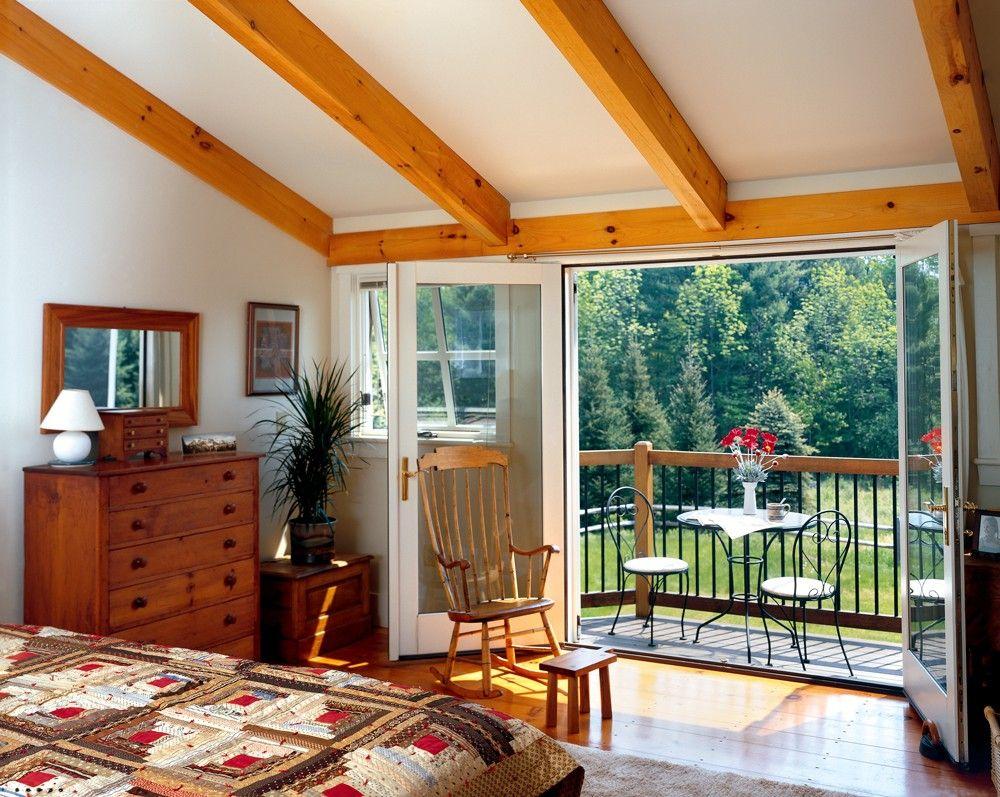 Barn Living-076 | Master bedroom addition, Barn living ...
