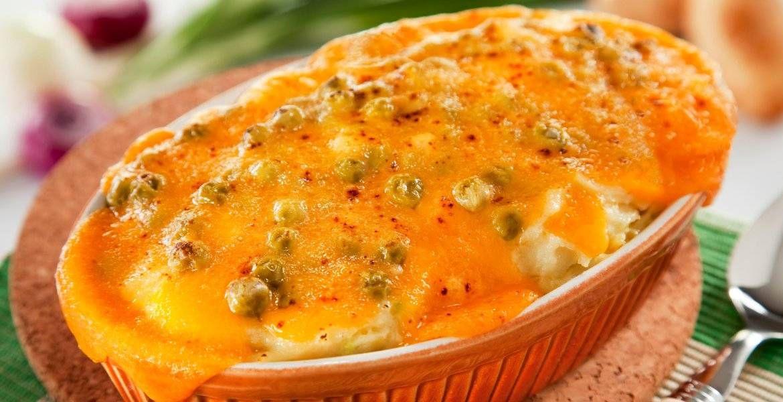 Cheesy mashed pie recipes food yummy food