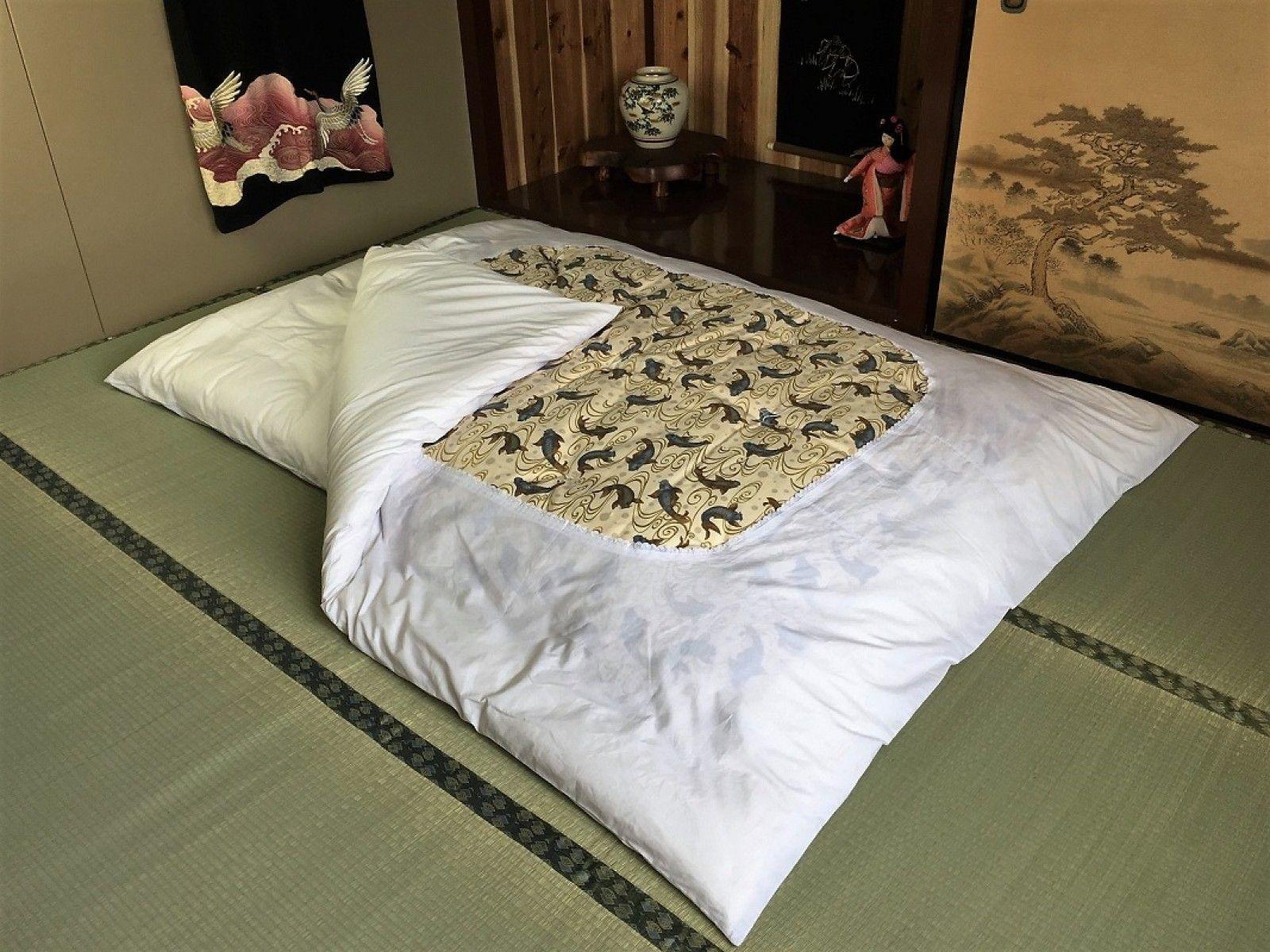 Kakebuton Open Window Cover Futon Bed