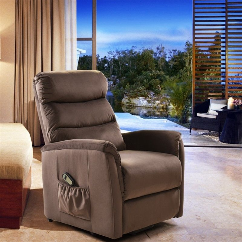 Simple Control Electric Remote Control Lift Chair Recliner