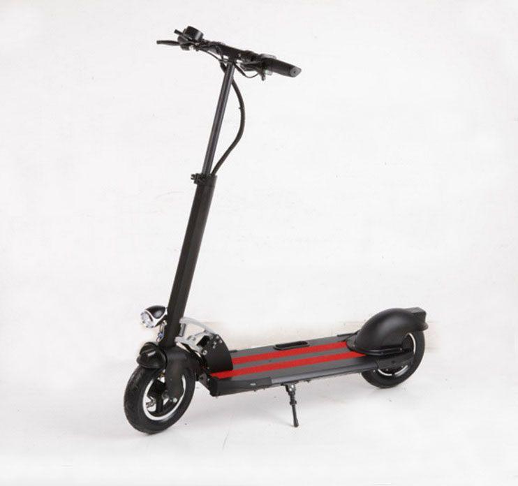 EZ ROAD 48V 500W aluminum foldaway electric scooter_Max mileage 65km (with/without seat options) <3 Ceci est une broche d'affiliation AliExpress.  Cliquez sur l'image pour une description détaillée