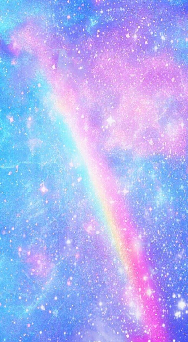 Colors Galaxy Rainbow Sky Galaxy Wallpaper Iphone Galaxy Wallpaper Pastel Galaxy