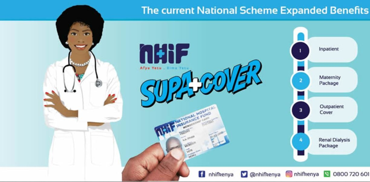 How To Apply For Nhif Card In Kenya Replacement Renewal Of