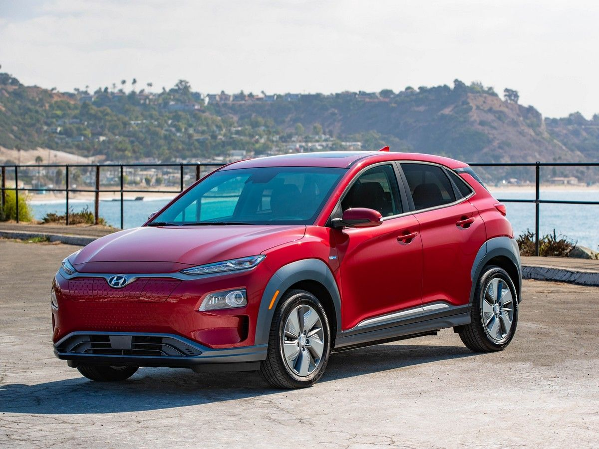 2019 Hyundai Kona Ev First Review Electric Cars Hyundai Suv