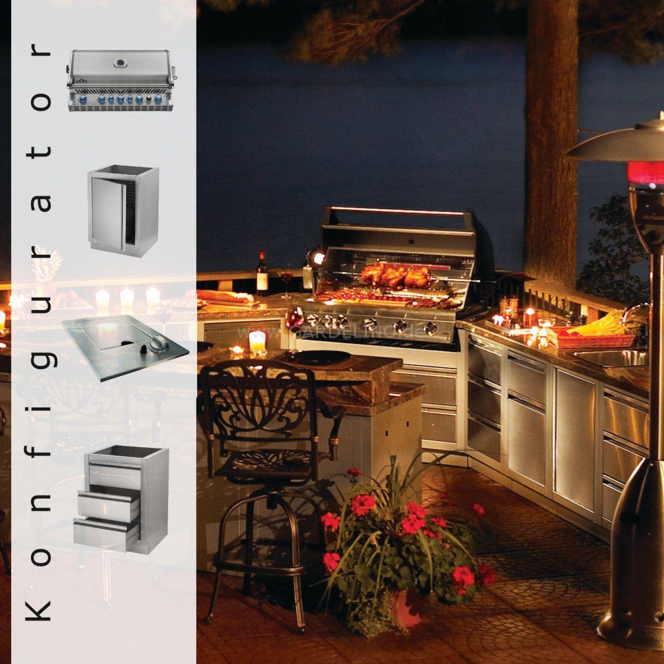 Wunderbar Bauen Sie Ihre Eigene Outdoor Kücheninsel Zeitgenössisch ...