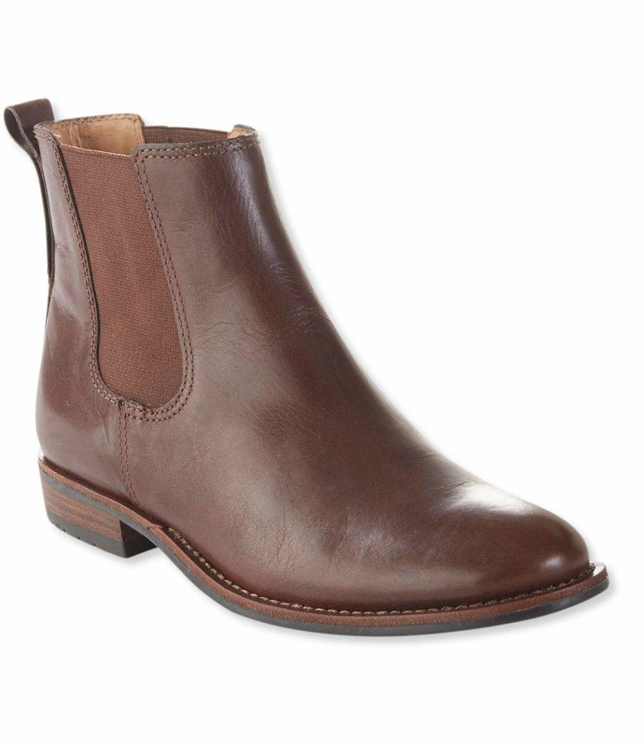 LL Bean Waterproof Chelsea boots