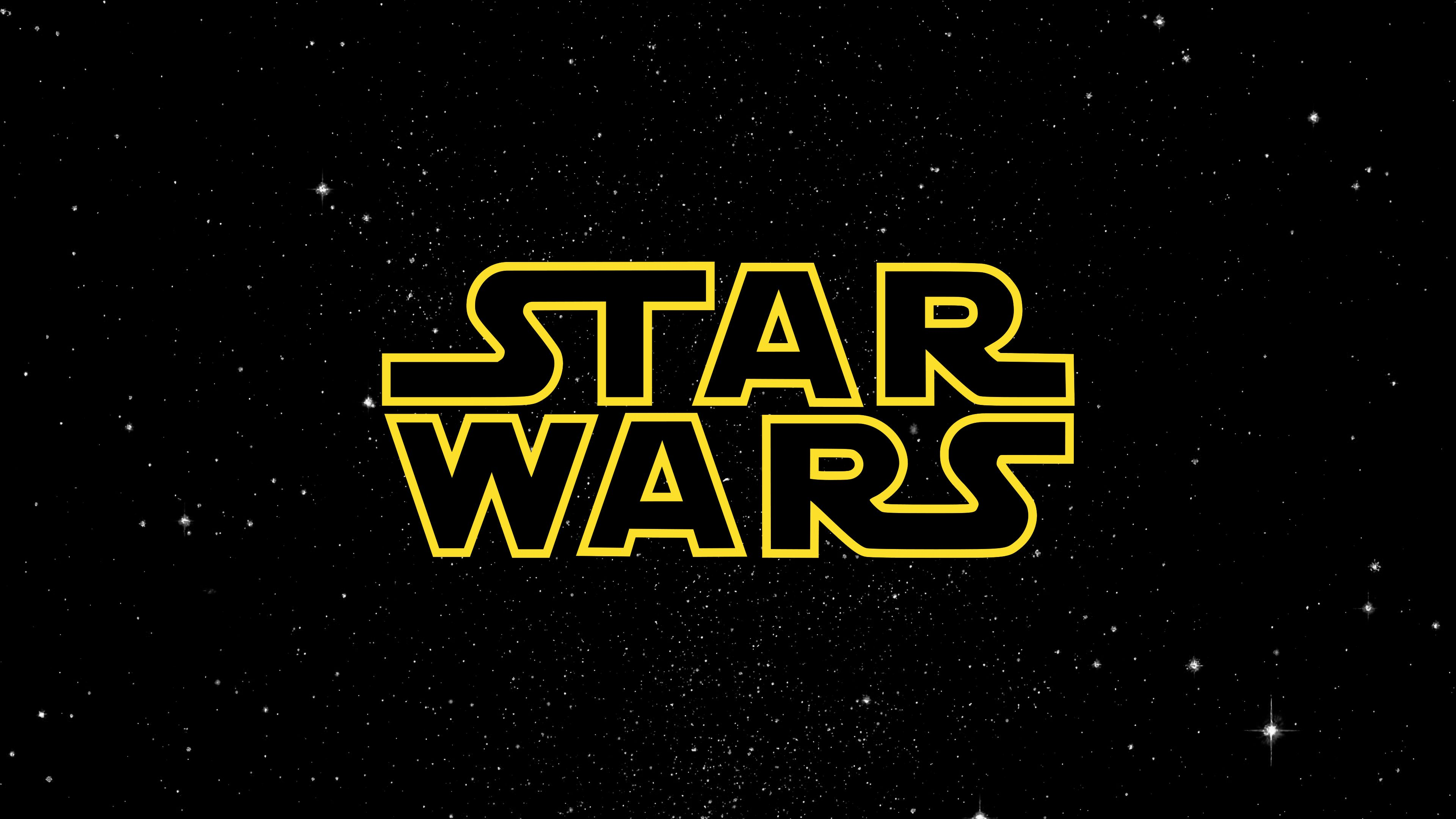 Wallpaper Star Wars Logo In 2020 Star Wars Wallpaper Star Wars Background Star Wars