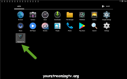 Titanium TV APK Download & Install – Your Streaming TV | APKS
