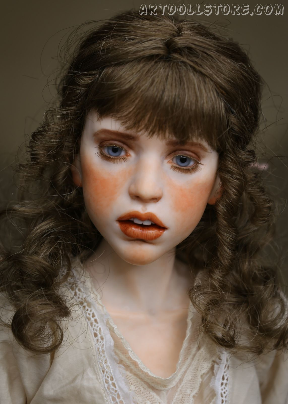 russian hair styles artist doll by michael zajkov ooak bjd 70 cm 4133