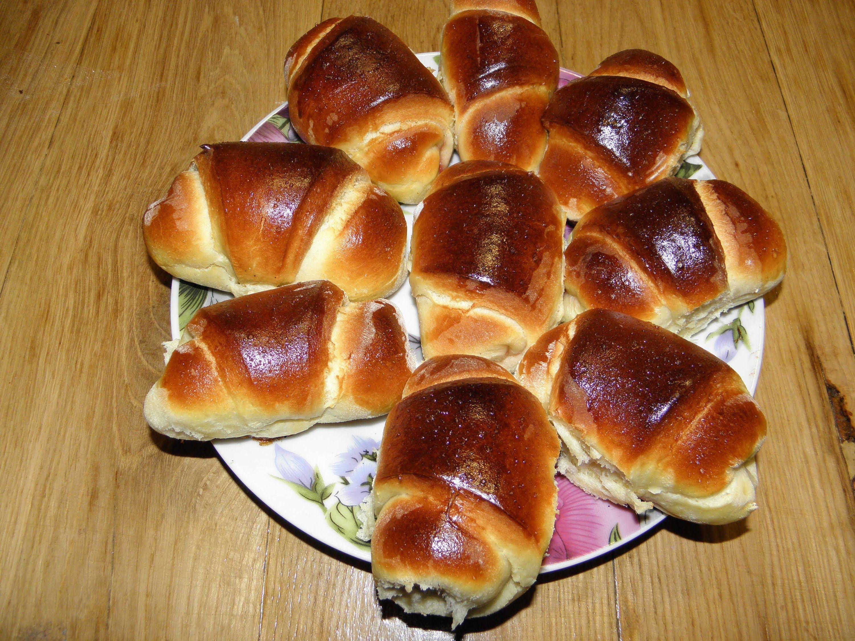 сдобное тесто для булочек рецепт с фото том году
