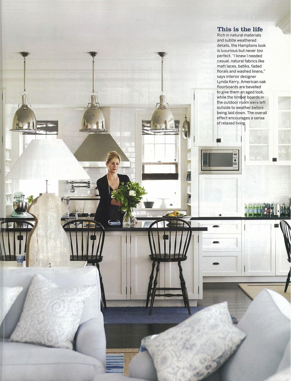 Kitchen And Living Room Interior Design: Lynda Kerry Interior Design