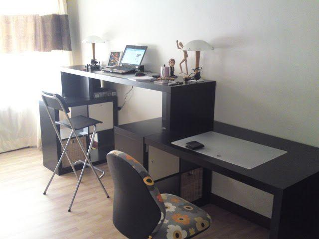 Sitting Standing Desk Combo Ikea Hackers Diy Standing Desk Sit Stand Desk Diy Standing Desk Plans