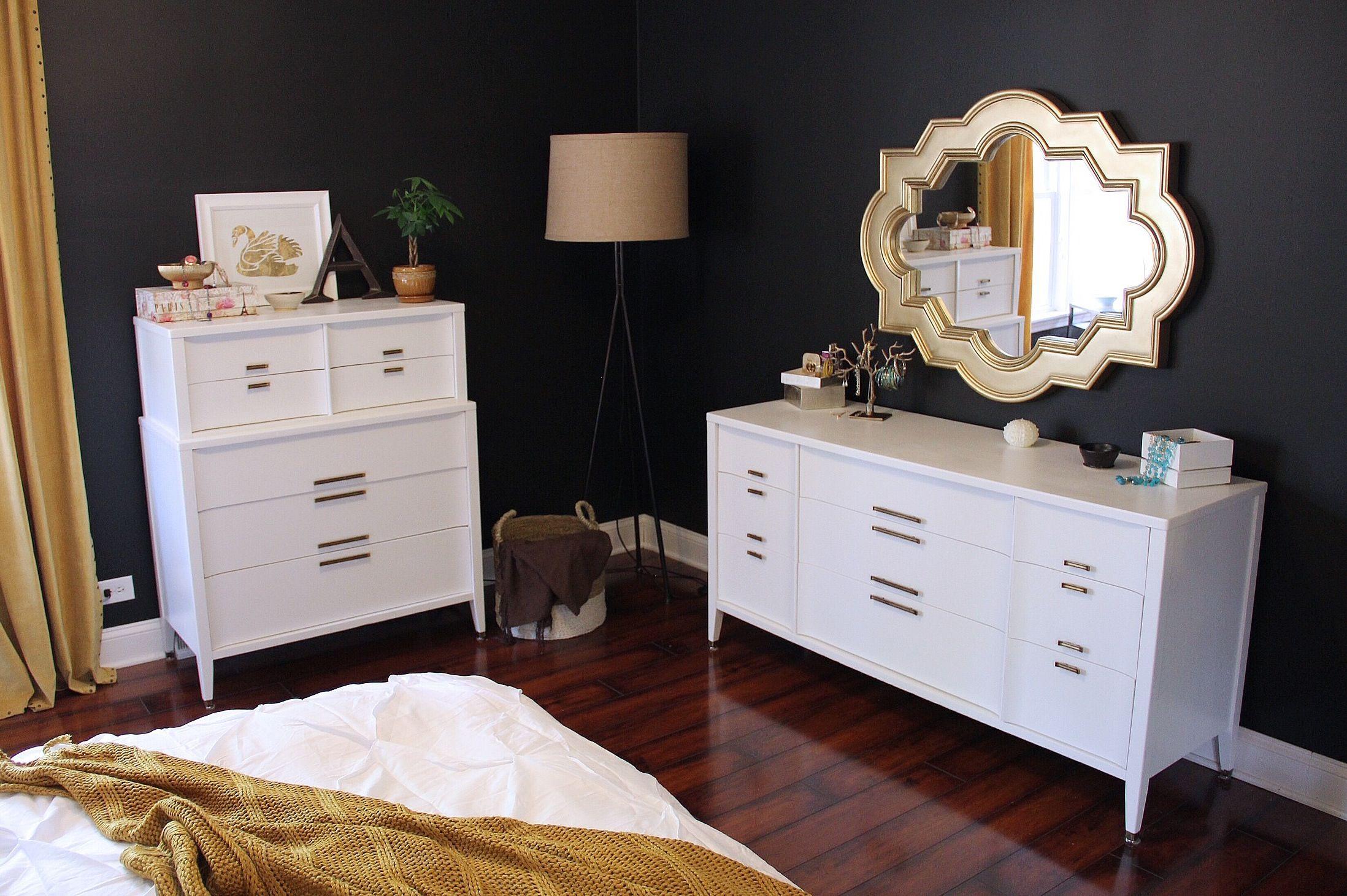 Modern Furniture Hawaii bedroom furniture. hi gloss white mid-century modern furniture