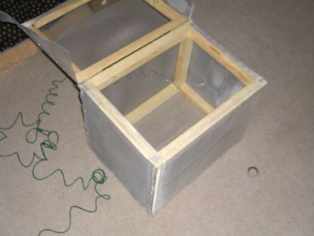 What Is A Faraday Cage Diy A Faraday Cage Is Shielded Enclosure Made From Metallic Material That Pr Survival Prepping Emergency Preparedness Survival Skills