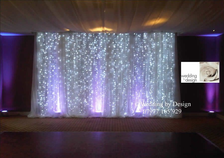 Fairy Light Backdrop Google Search Sweet 16 Photo Booth Wedding Decorations Fairy Lights