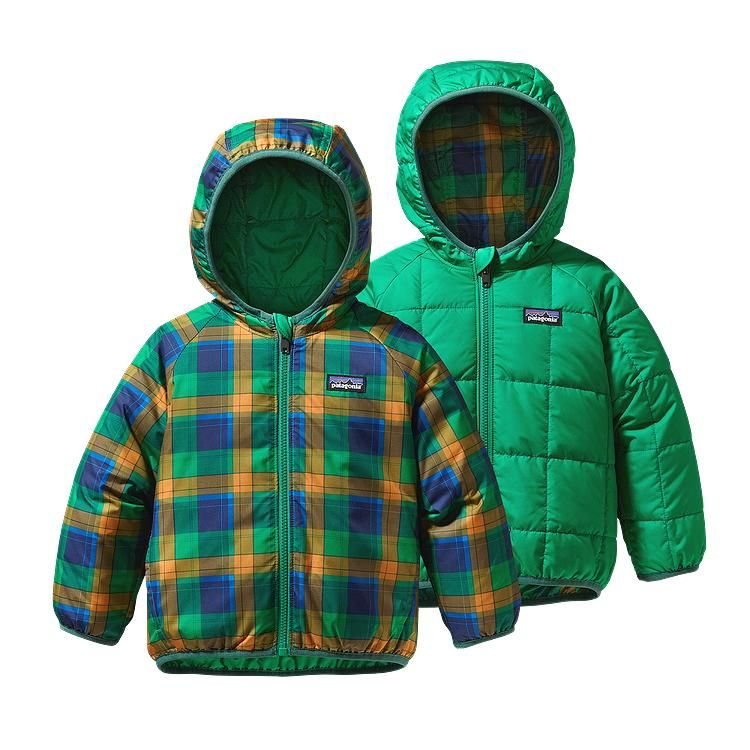 Patagonia Puffball jacket top rated for safety in car