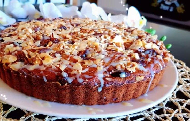 كيكة التمر الصحية بدون سكر بطحين القمح الكامل بطريقة سهلة ولذيذة للغاية مطبخ سيدتي Food Desserts Cake
