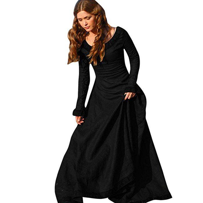 Mittelalter kleidung damen amazon
