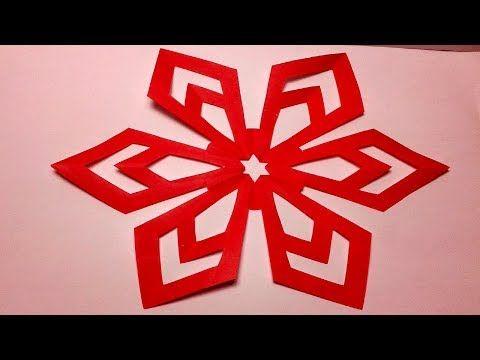 Simple Paper Cutting Flower Designs Step By Step Valoblogi Com