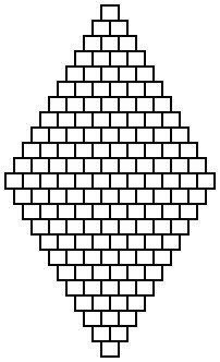Pin auf Peyote / Brick