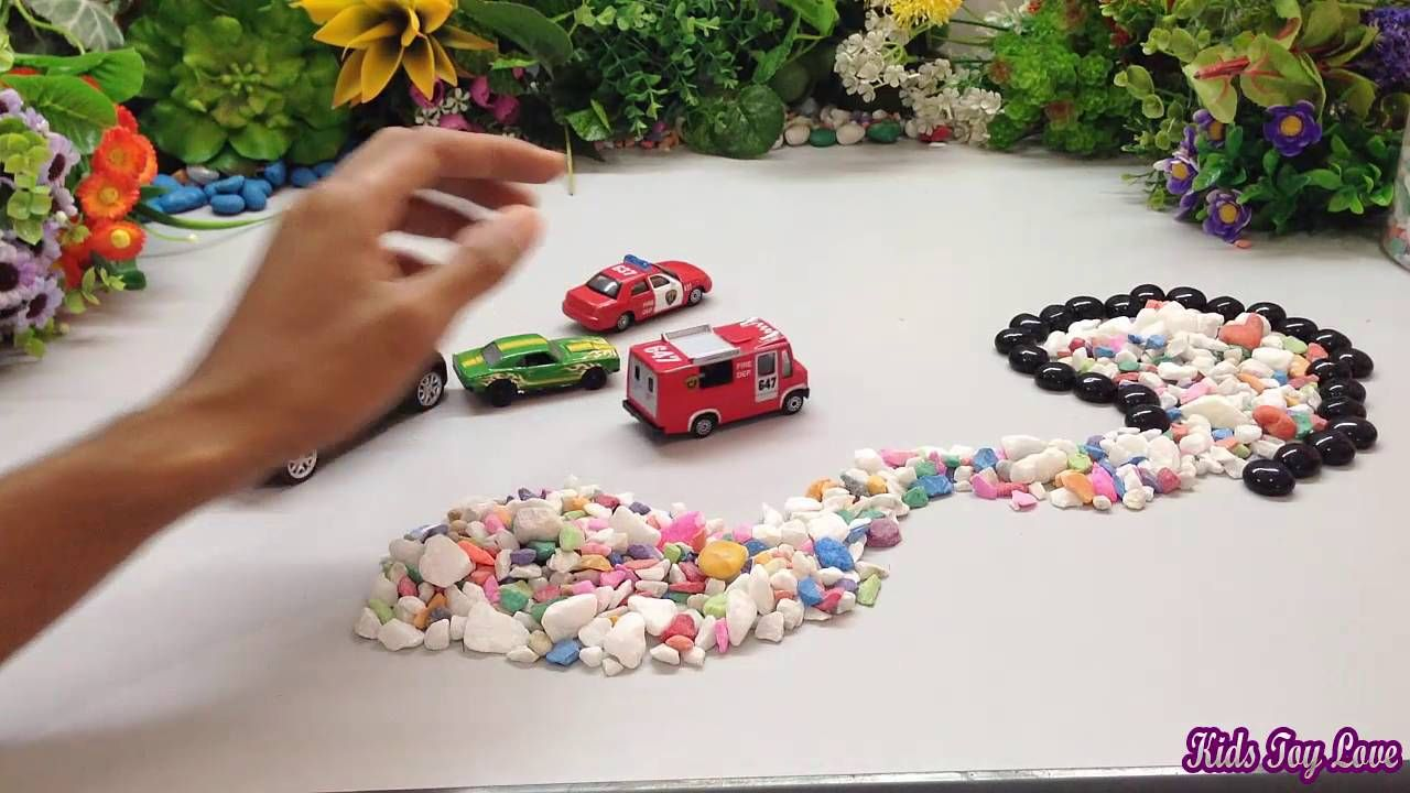 Toys car image  Toy Cars for Children  Toy Car Videos  Fire Truck Toys for kids